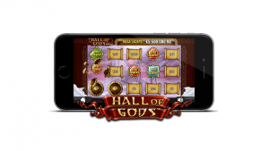 Hall of gods mobile