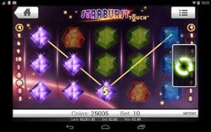 Starburst slot online