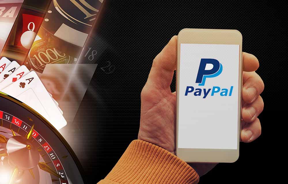 PayPal im Online Casino