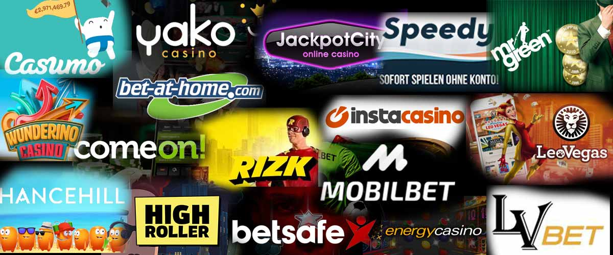 Deutsche Online Casinos