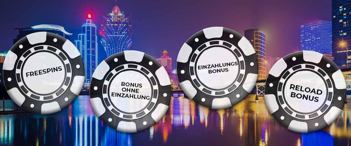 Welche Casino Bonus gibt es?