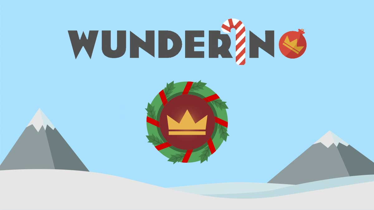Wunderino Weihnachtswettrennen
