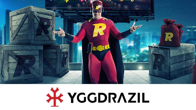 Yggdrasil Cash Drop im Rizk Online Casino