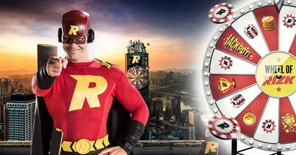 Rizk – Neues Live Casino Willkommens-Angebot