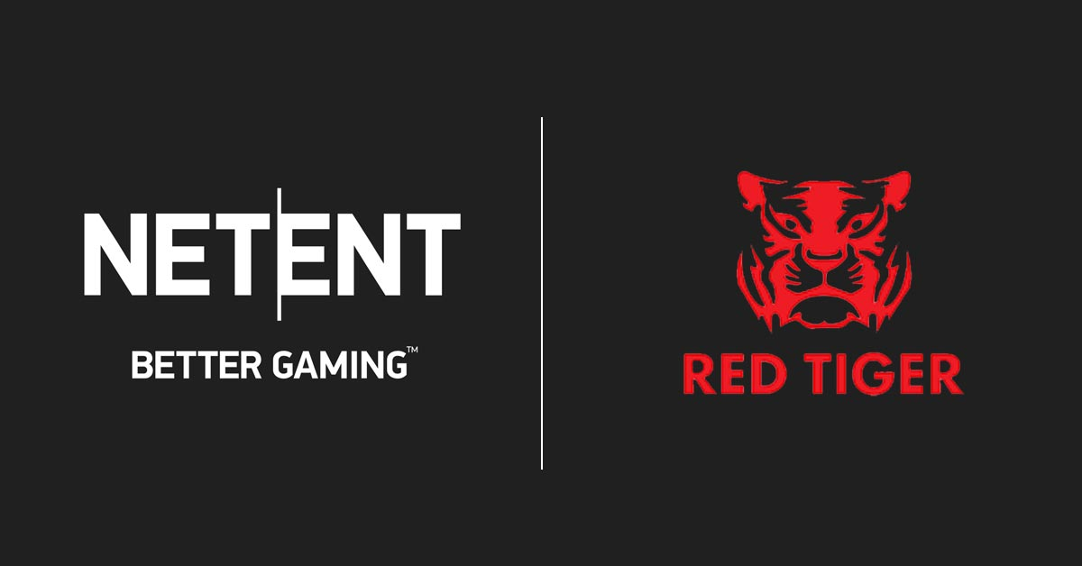 NetEnt akquiriert Red Tiger
