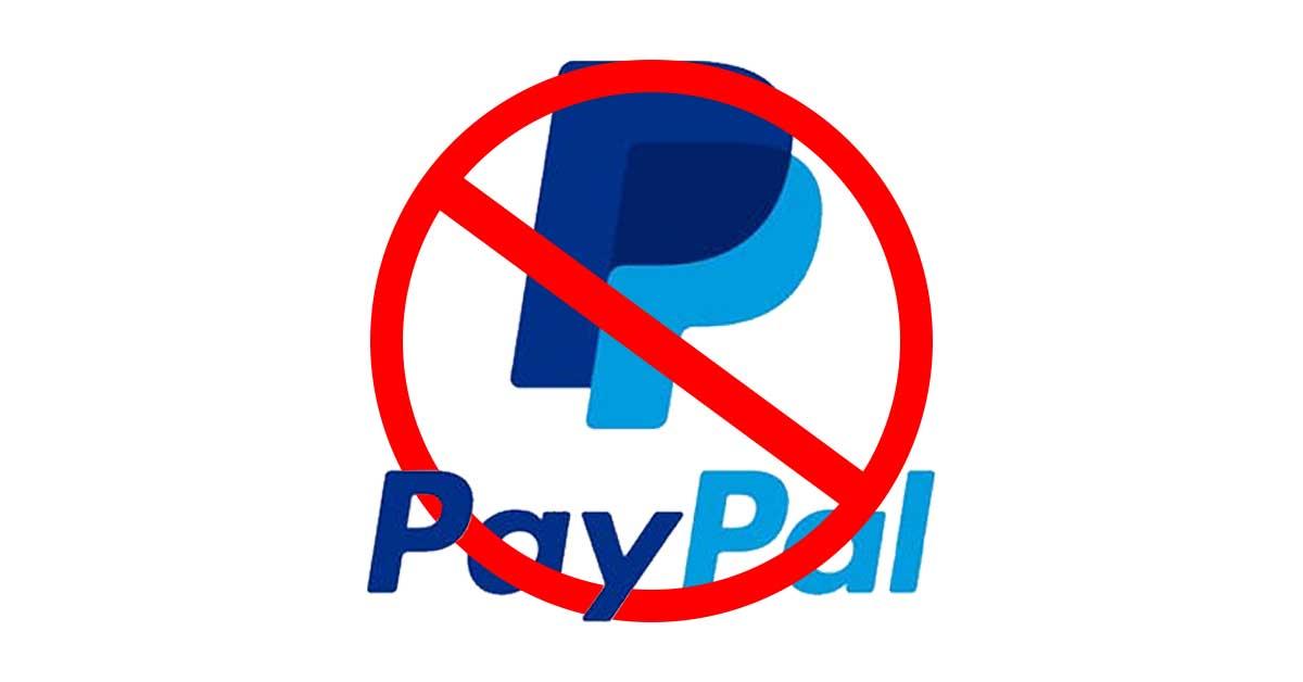 Paypal Zieht Sich Aus Online Casino Zurück