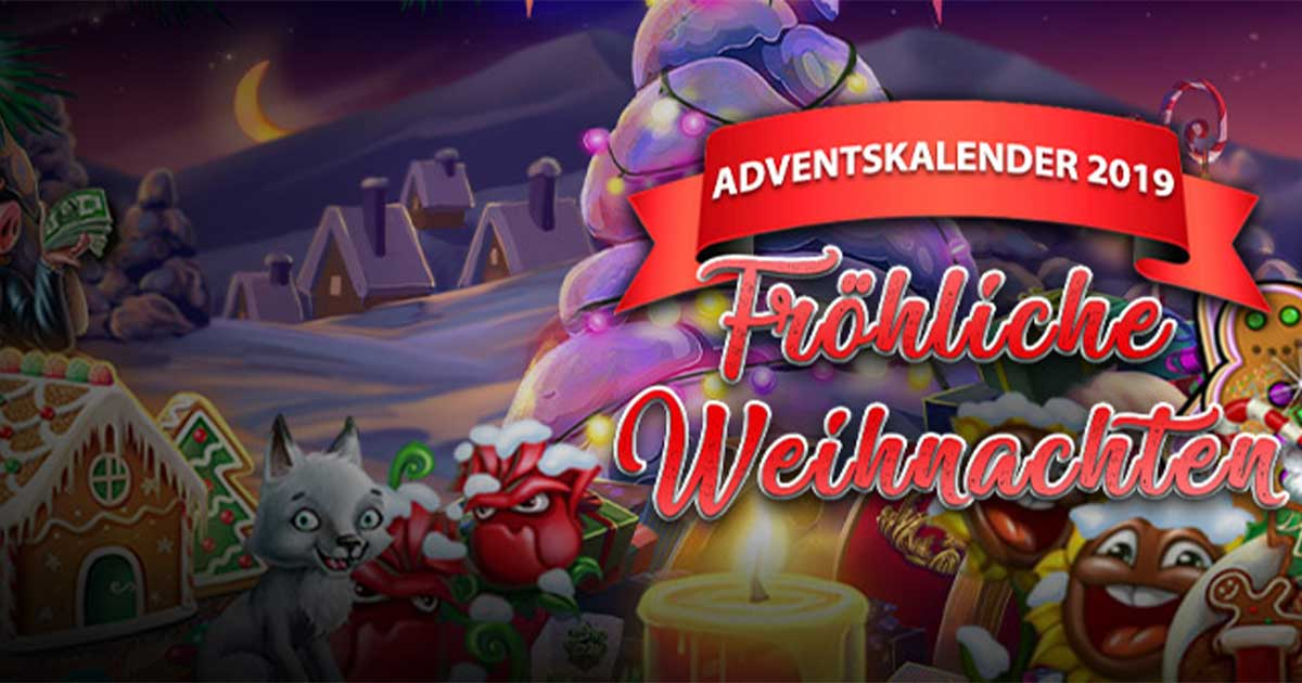 Adventskalender Online Casino