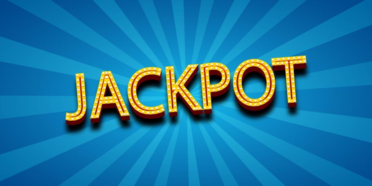 Kemenangan jackpot di kasino online